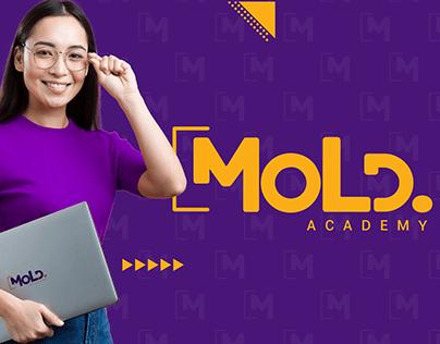 Mold Academy // Identidade Visual