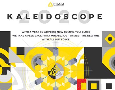 Fram Infographic Kaleidoscope
