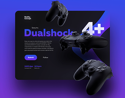 Dualshock Concept