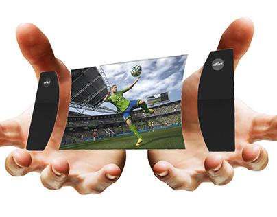 The Ultra-light Bendable PSP