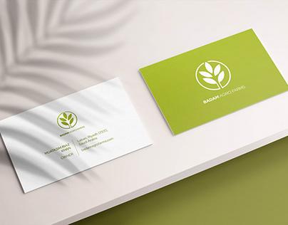 Branding for Badam Agrofarms