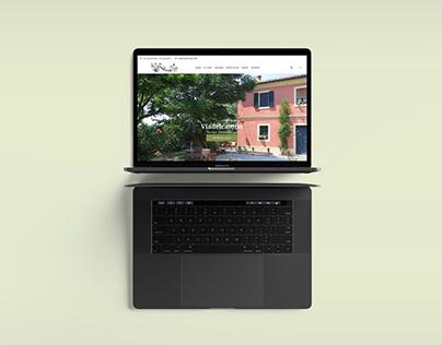 B&b Viadelcampo - Responsive web site
