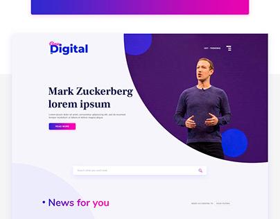 Piensa Digital   Proposal Design