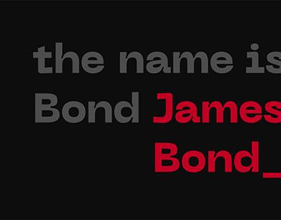 007 Museum - Website redesign