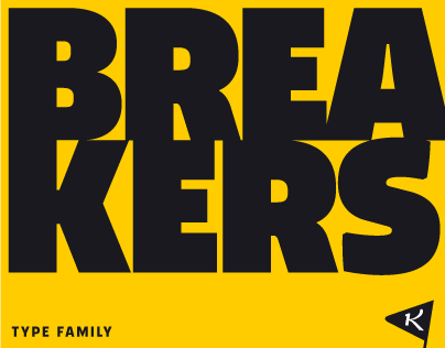 Breakers Type Family