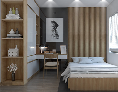 interior desing / bedroom