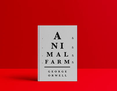 Animal Farm Bookcovers