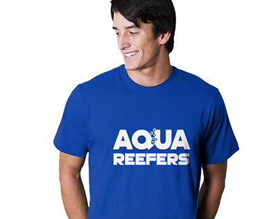 Aqua Reefers Branding