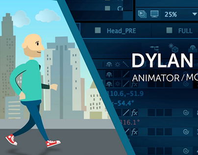 Dylan Cahall / Animation & Motion Design Reel