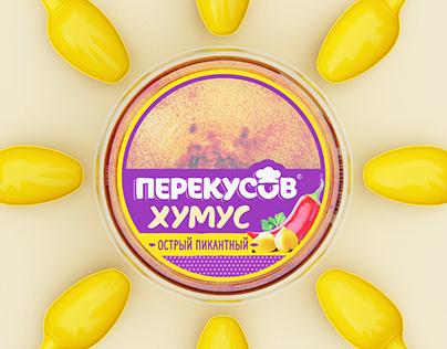 ПЕРЕКУСОВ / PEREKUSOV