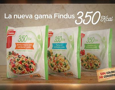 Findus 350