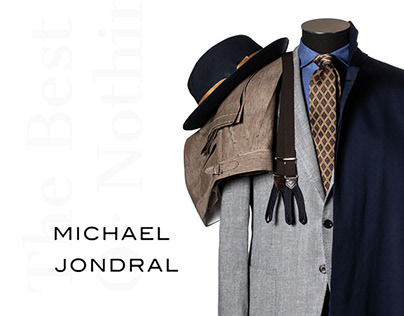 Michael Jondral. E-commerce website redesign