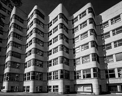 Shell-Haus. Berlin, 2020