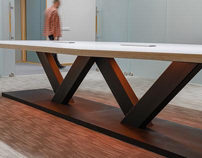 ModuleTech meeting table