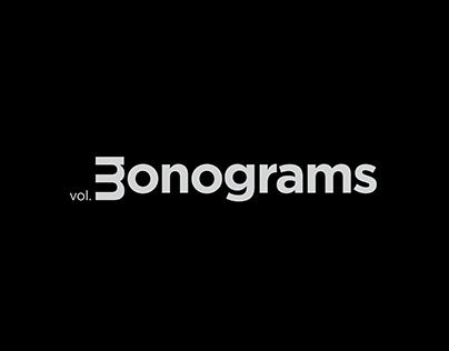 MONOGRAMS VOL. 3