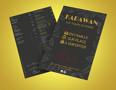 Karawan - Flyers