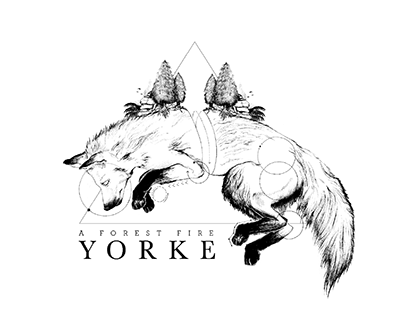 Yorke: A Forest Fire Album Cover