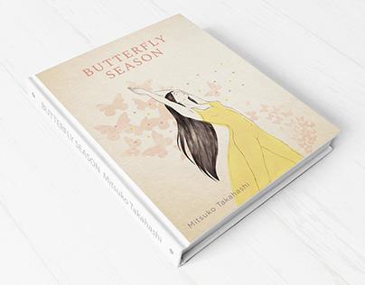 """BUTTERFLY SEASON"" BOOK ILLUSTRATIONS"