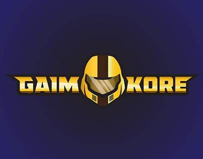 GAIMKORE - Gaming Logo Design