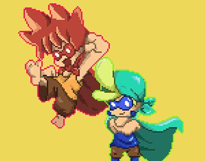 Playfight!