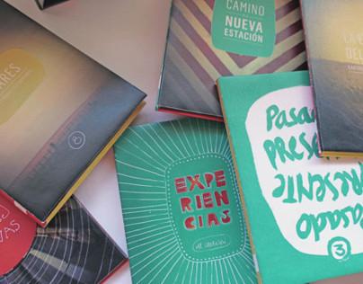 Estación Pringles - Book collection