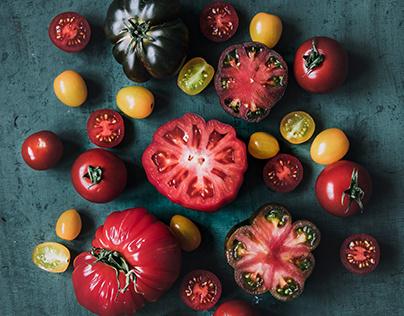 Tomato abundance