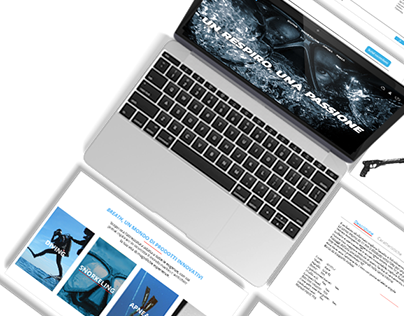 Breath - E-Commerce