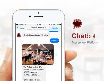 Chatbot Hosteria Moderna