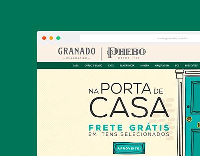 Granado | Phebo - Banners