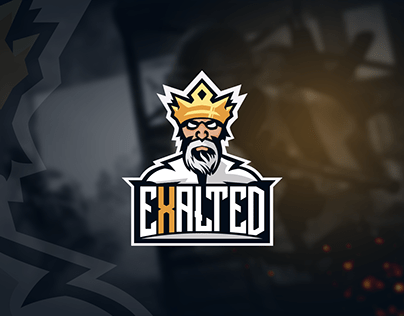Esport Logo for team eXalted.