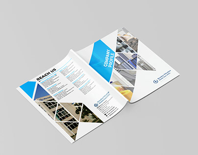 Dewdon Filtration UAE Company profile Design