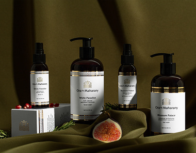 Ora by Maharany — Branding & Packaging