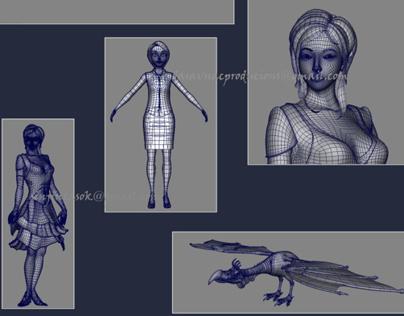Character Models