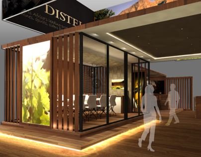 Distell Single Storey Design Concept
