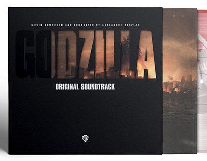 Godzilla (Limited Vinyl Edition)