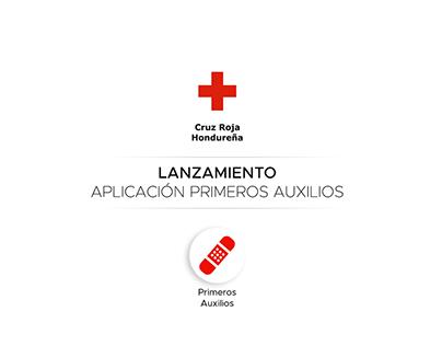 Branding - Lanzamiento de Aplicación Primeros Auxilios