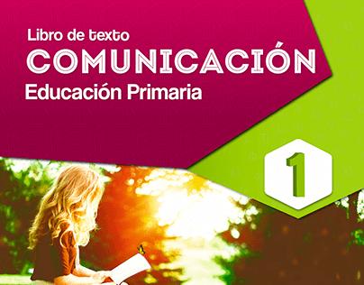 LIBRO DE COMUNICACIÓN DE 1ERO DE PRIMARIA