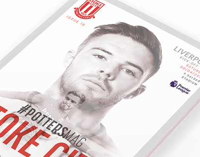 Official Stoke City Matchday Programme 2016/17