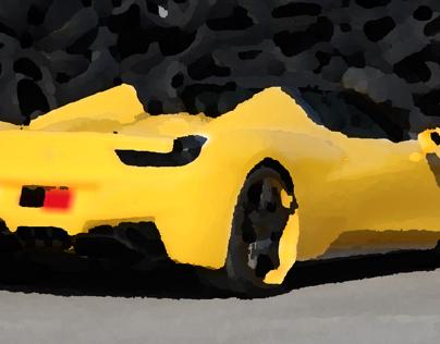 Automotive Design Scrapbook