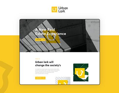 Urban Lark - Website