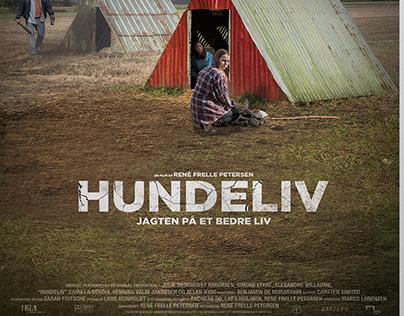 Danish movie poster HUNDELIV (DOGLIFE)