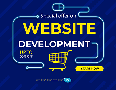 Website Development Offer 2020 ErrorX IT