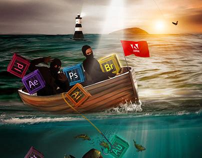 Steal Creativity (Adobe Programs)