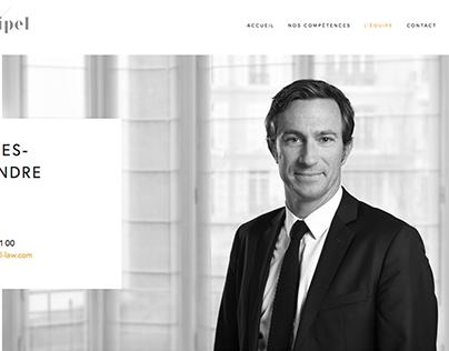Corporate headshot international Lawyer company