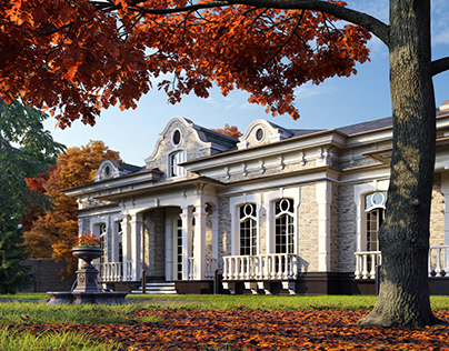 Neoclassical House