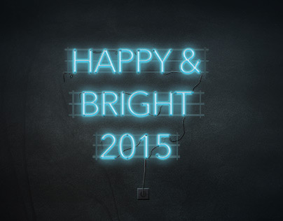 Neon Lights | Happy 2015 & Selection of Titles