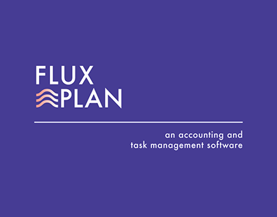 FluxPlan: an accounting & task management software