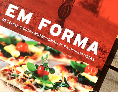 Em Forma (cook book)