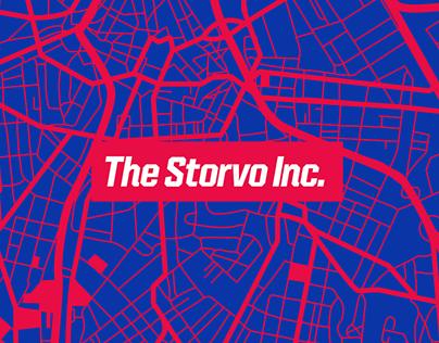 Storvo Inc - Raw as f*ck