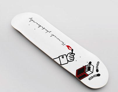 Decks Burned Skateboards
